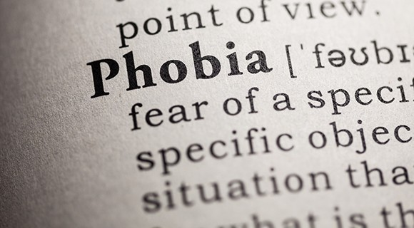 Common phobias