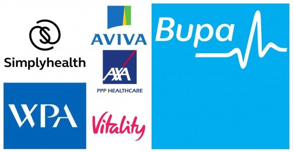 Our chiropractors work with a range of insurance companies